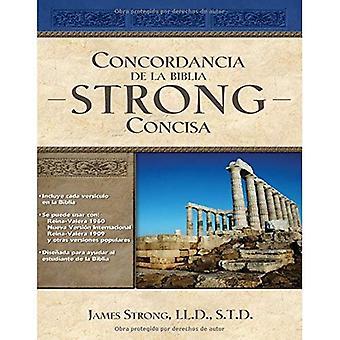 Nueva Concordancia de la Biblia Strong Concisa