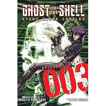 Ghost in the Shell: Stand Alone Complex 3 (Ghost in the Shell: Stand Alone Complex (Kodansha))