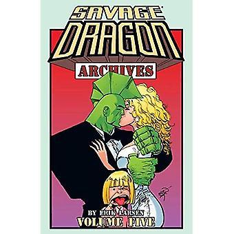 Dragón salvaje archivos volumen 5