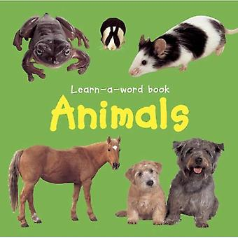 Learn-A-Word Book: Animals