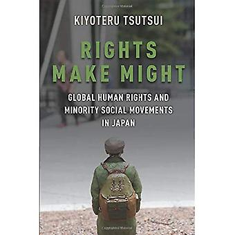 Rights Make Might: Global Human Rights and Minority Social Movements in Japan