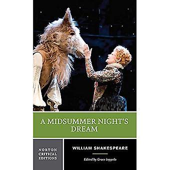 A Midsummer Night's Dream (Norton kritische edities)