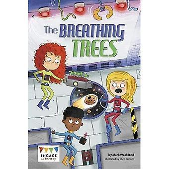 Träden andas (engagera Literacy: engagera läskunnighet grå)