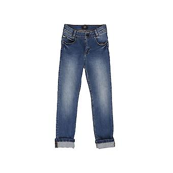 Boss Light Wash Slim Fit Jean