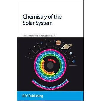 Chemie van het zonnestelsel RSC door Lodders & Katharina