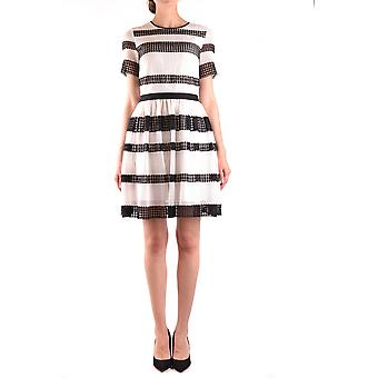 Michael Kors White Cotton Dress