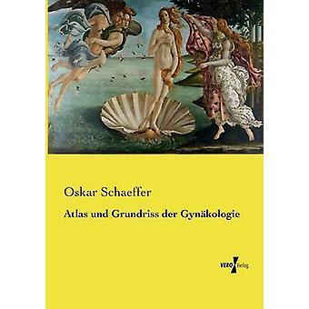 Atlas und Grundriss der Gynkologie by Schaeffer & Oskar