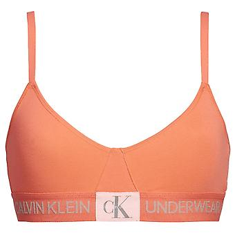 Calvin Klein Monogram Unlined Triangle Bra - Sonata