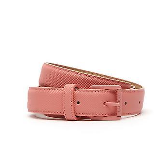 Lacoste kvinnors konceptet Pique textur bälte - RC1414-809