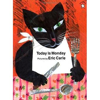 Today Is Monday by Carle - Eric - 9780698115637 Book