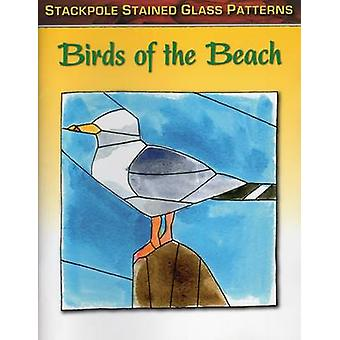 Stained Glass Patterns - Birds of the Beach by Sandy Allison - 9780811