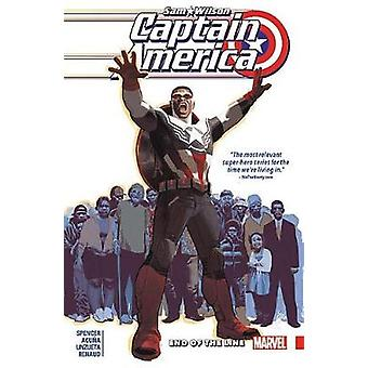 Captain America - Sam Wilson Vol. 5 - End of the Line by Nick Spencer
