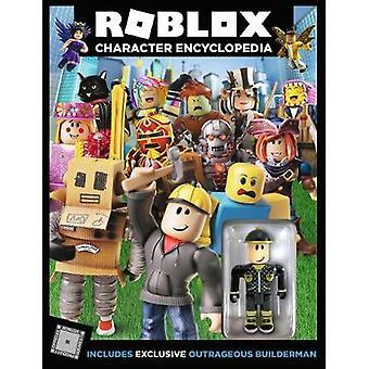 Roblox Character Encyclopedia by Roblox Character Encyclopedia - 9781