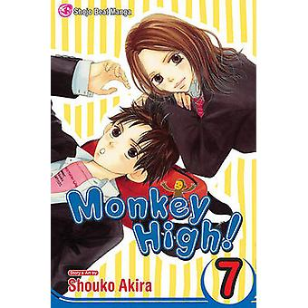 Monkey High! - Vol. 7 by Shouko Akira - Shouko Akira - 9781421524627