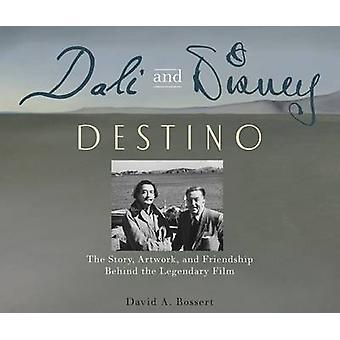 Dali & Disney - Destino - The Story - Artwork - and Friendship Behind t