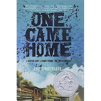One Came Home by Amy Timberlake - 9781627653435 Book