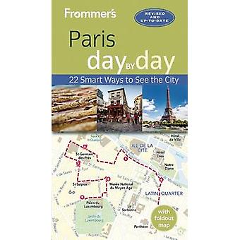 Frommer's Paris (5th Revised edition) by Anna E. Brooke - 97816288724