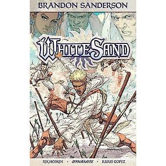 Brandon Sanderson's White Sand Volume 1 (Softcover) - 9781524104863 B