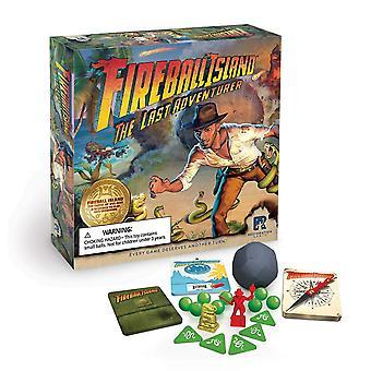 Fireball Island Last Adventurer Expansion For Board Game