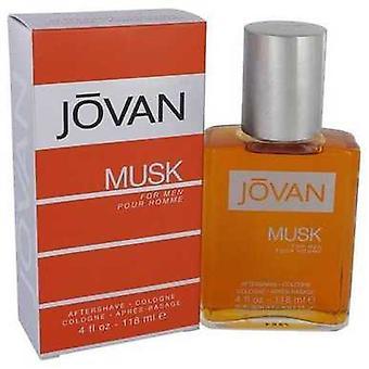Jovan Musk By Jovan After Shave / Cologne 4 Oz (men) V728-414505
