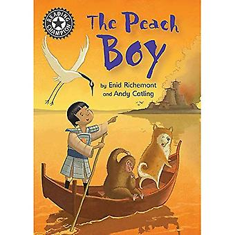 Reading Champion: The Peach� Boy: Independent Reading 13 (Reading Champion)