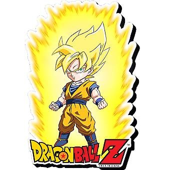 Magnet - Dragon Ball Z - SS Goku Youth Funky Chunky New Licensed 95431