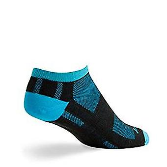 Socks - SockGuy - Channel Air No Show CH NS Thunder S/M Cycling/Running