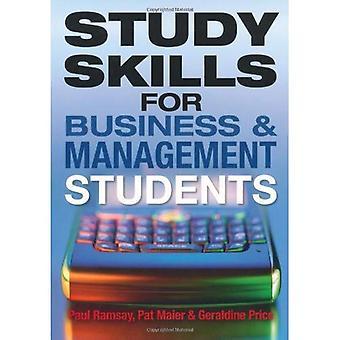 Studieteknik för Business och Management studenter