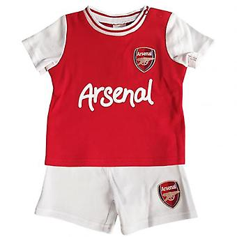 Arsenal Shirt & Short Set 18/23 mths RT