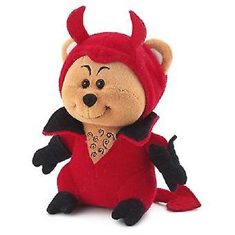 Trudi Devil Teddy 12cm (Babies and Children , Toys , Preschool , Dolls And Soft Toys)