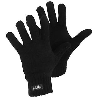Thermique Thinsulate Womens/Ladies tricoté Winter Gloves