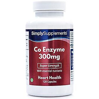 Co-enzyme-q10-300mg - 120 Capsules