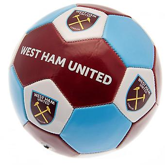 West Ham United FC Size 3 Football