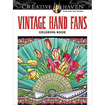 Dover Publications-Creative Haven Vintage Hand Fans DOV-80627