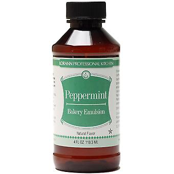 Bakery Emulsions Natural & Artificial Flavor 4Oz Peppermint 0806 0766