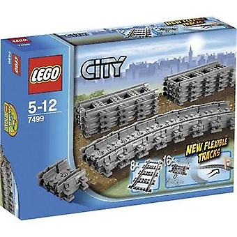 LEGO® City 7499 Flexible And Straight Tracks