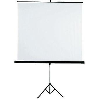 Tripod projector screen Hama Stand projection wall 18790 125 x 125 cm Image format: 1:1