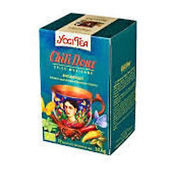 Yogi Tea Yogi Tea  Sweet Chili  17 bags bio
