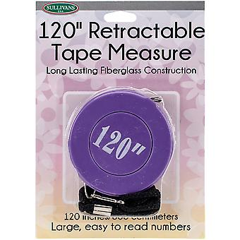 Retractable Tape Measure 120
