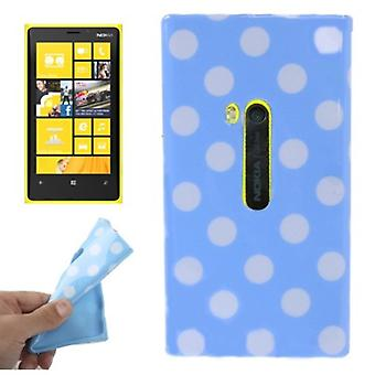 Protective case TPU points of case for mobile Nokia Lumia 920