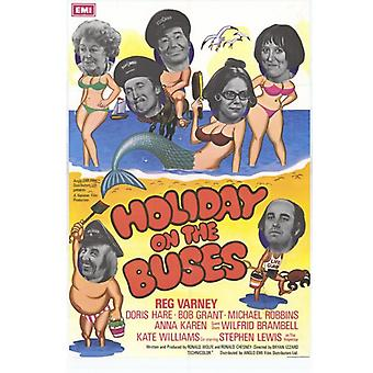 Holiday on the Buses Movie Poster (11 x 17)