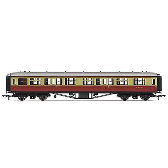 Hornby RailRoad BR Hawksworth 1st Class Coach - pre 1956