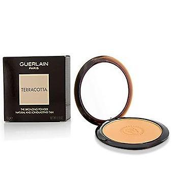 Terracotta The Bronzing Powder (Natural & Long Lasting Tan) - No. 00 Light Blondes - 10g/0.35oz