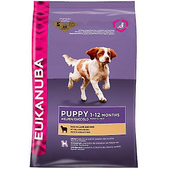 Eukanuba Puppy Lamb & Rice All Breeds (Dogs , Dog Food , Dry Food)