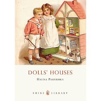 Dolls' Houses (Shire Library) (Paperback) by Pasierbska Halina