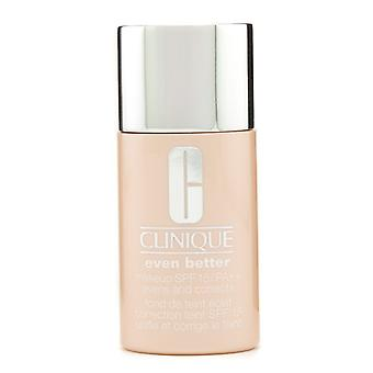Clinique Even Better Makeup SPF15 (Dry Combination to Combination Oily) - No. 18 Deep Neutral 30ml/1oz