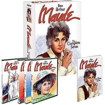Maude: Den kompletta serien [DVD] USA import