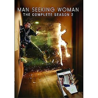 Man Seeking Woman: The Complete Season 2 [DVD] USA import