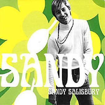 Sandy Salisbury - Sandy! [Vinyl] USA import