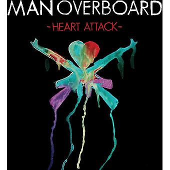 Man Overboard - Heart Attack [CD] USA import